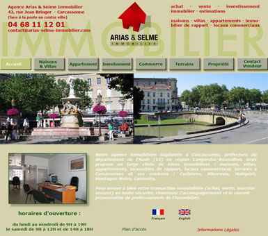 Charte Site Immobilier