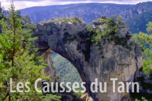 Photos des Causses du Tarn